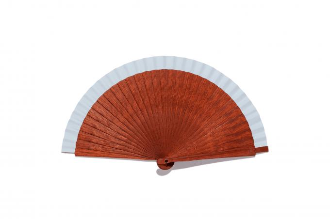 Eventail Pocket Fan Celeste