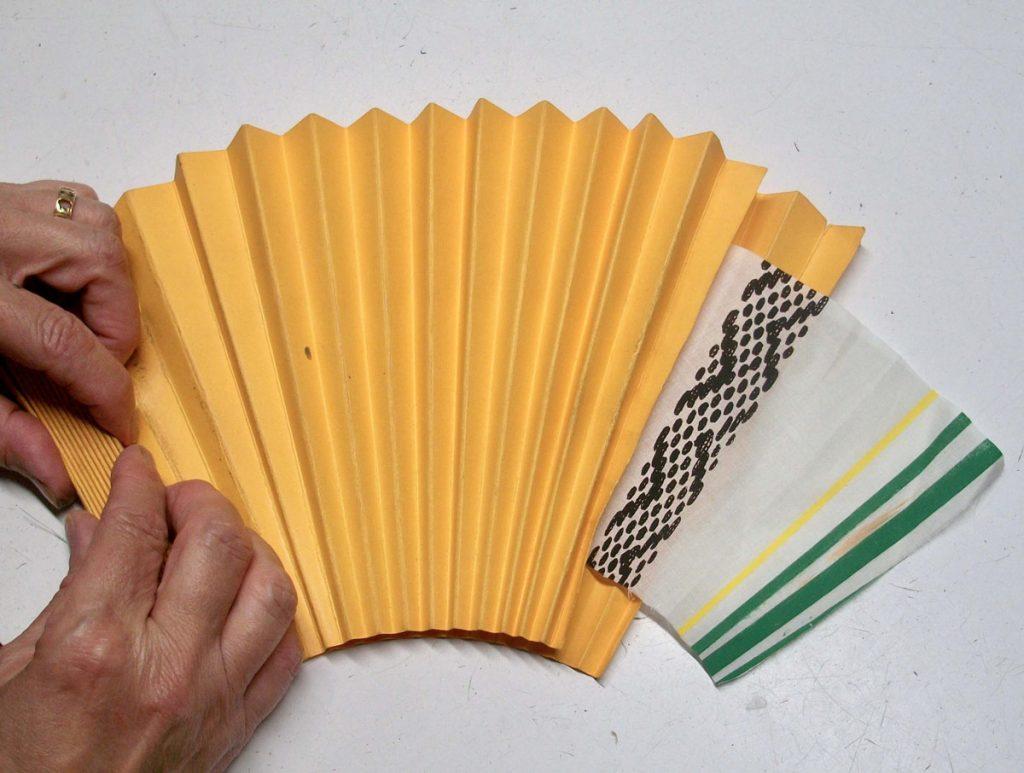 plissage-eventail-citron-vert